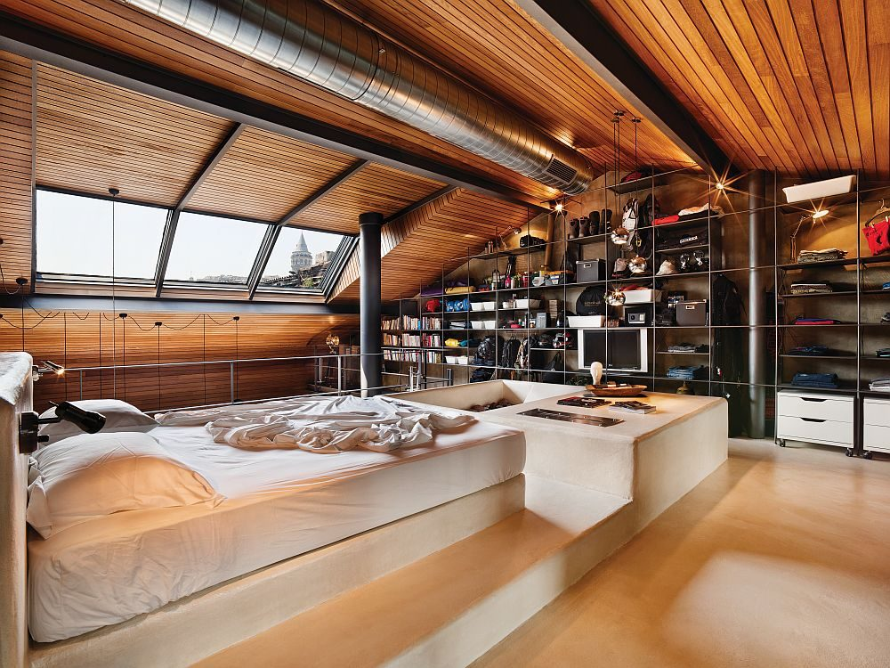 ngam can ho penthouse co thiet ke noi that doc dao nhat istanbul (9)