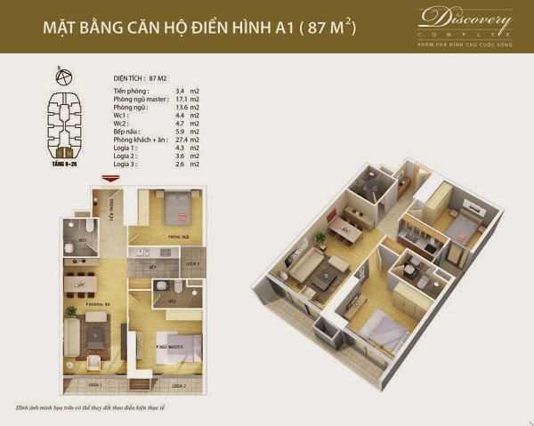 thiet ke noi that can ho a1 chung cu discovery complex (9)
