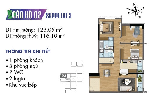thiet ke noi that chung cu goldmark city toa sapphire 3 can 02 1