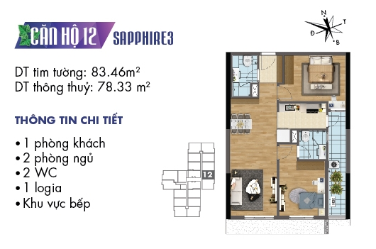 thiet ke noi that chung cu goldmark city toa sapphire 3 can 12 1