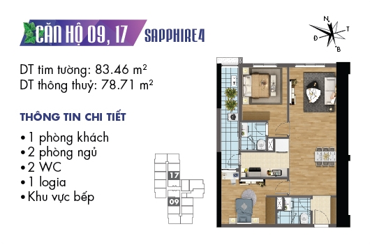 thiet ke noi that sapphire 4 goldmark city can ho so 17 (9)