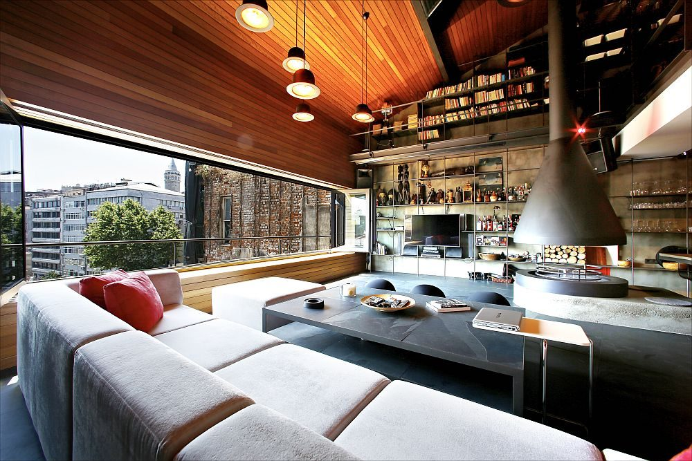 ngam can ho penthouse co thiet ke noi that doc dao nhat istanbul (7)