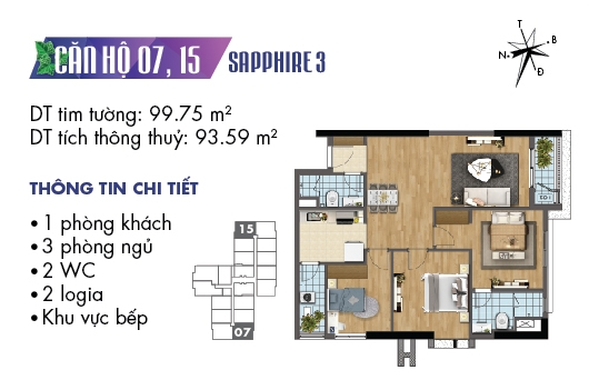 thiet ke noi that chung cu goldmark city toa sapphire 3 can 07 1