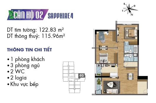 thiet ke noi that chung cu goldmark city toa sapphire 4 can 02 1