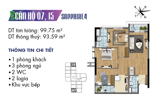 thiet ke noi that sapphire 4 goldmark city can ho 07 (2)